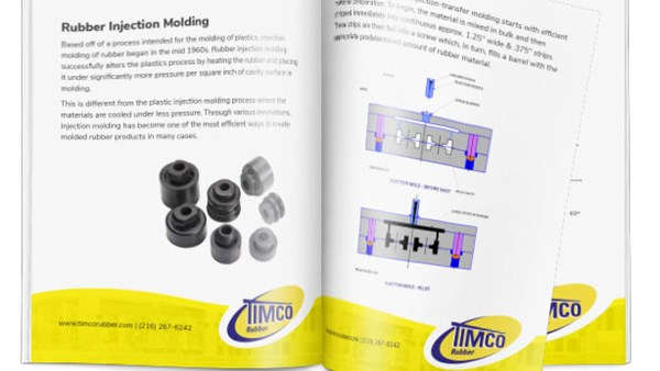 New Guide: Rubber Molding Processes